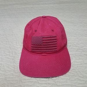 Old Navy Flag snapback hat